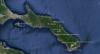 Geografia della penisola Calcidica.